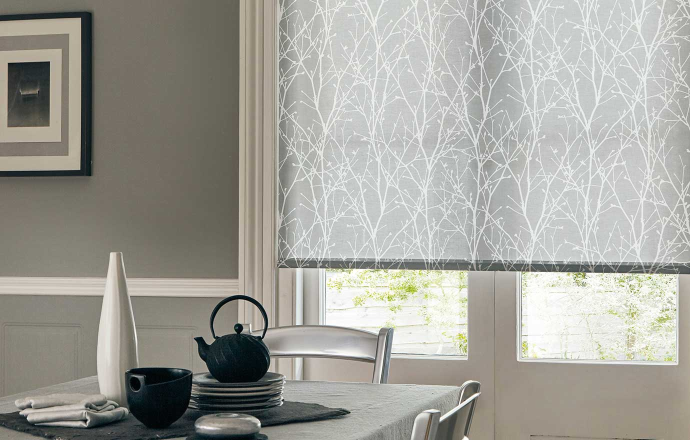 Kitchen roller blinds in Hull