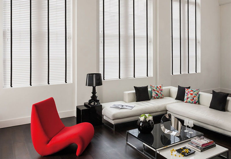 Venetian blinds timberlux hull